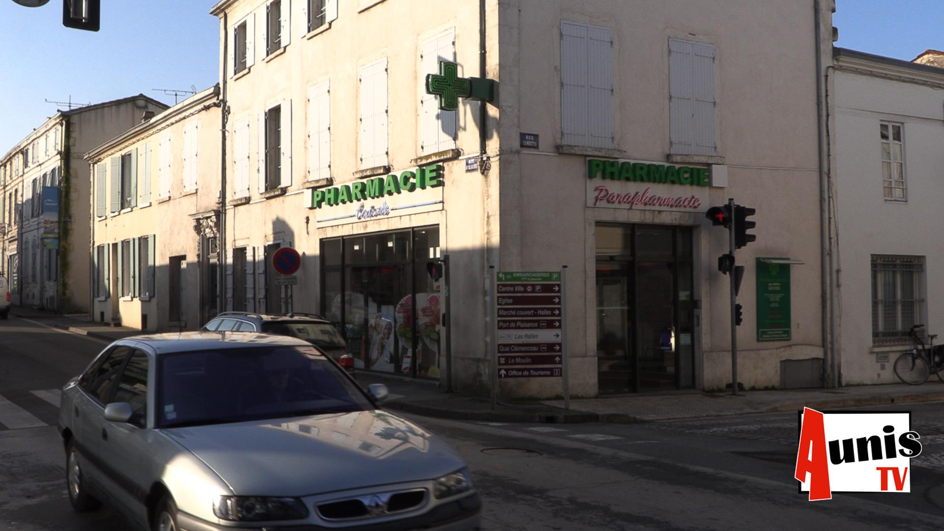 Pharmacie Marans