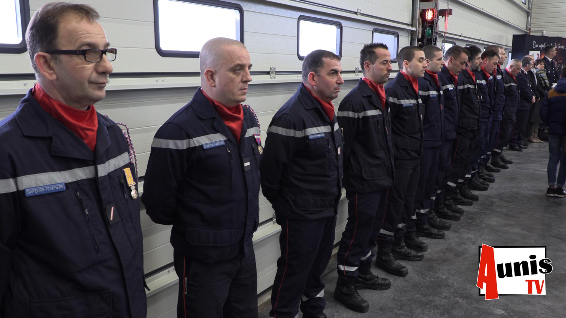 Sapeurs-pompiers caserne