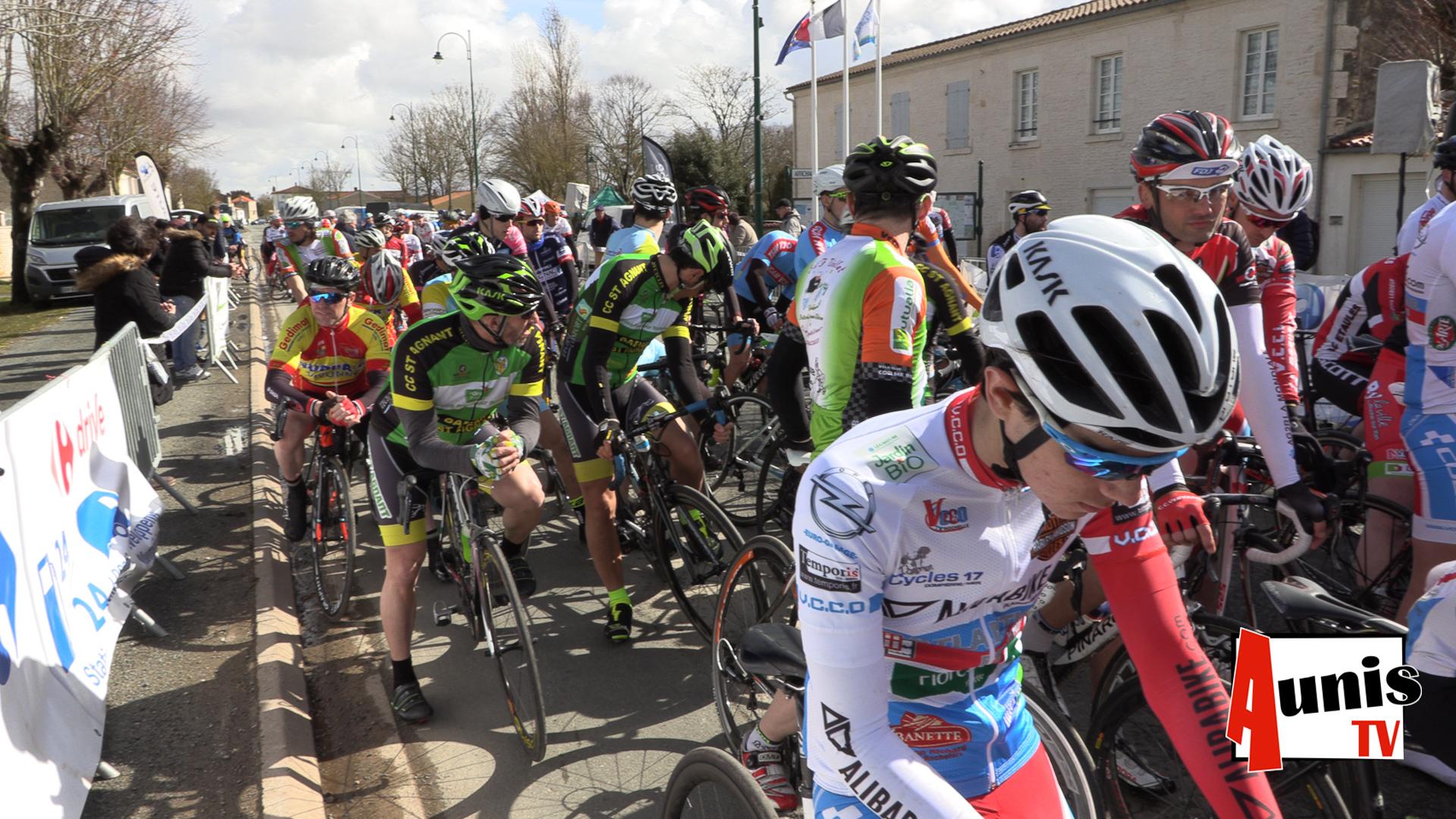 Cyclisme Team St Sauveur