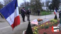 Marans Commémoration 19 mars 1962