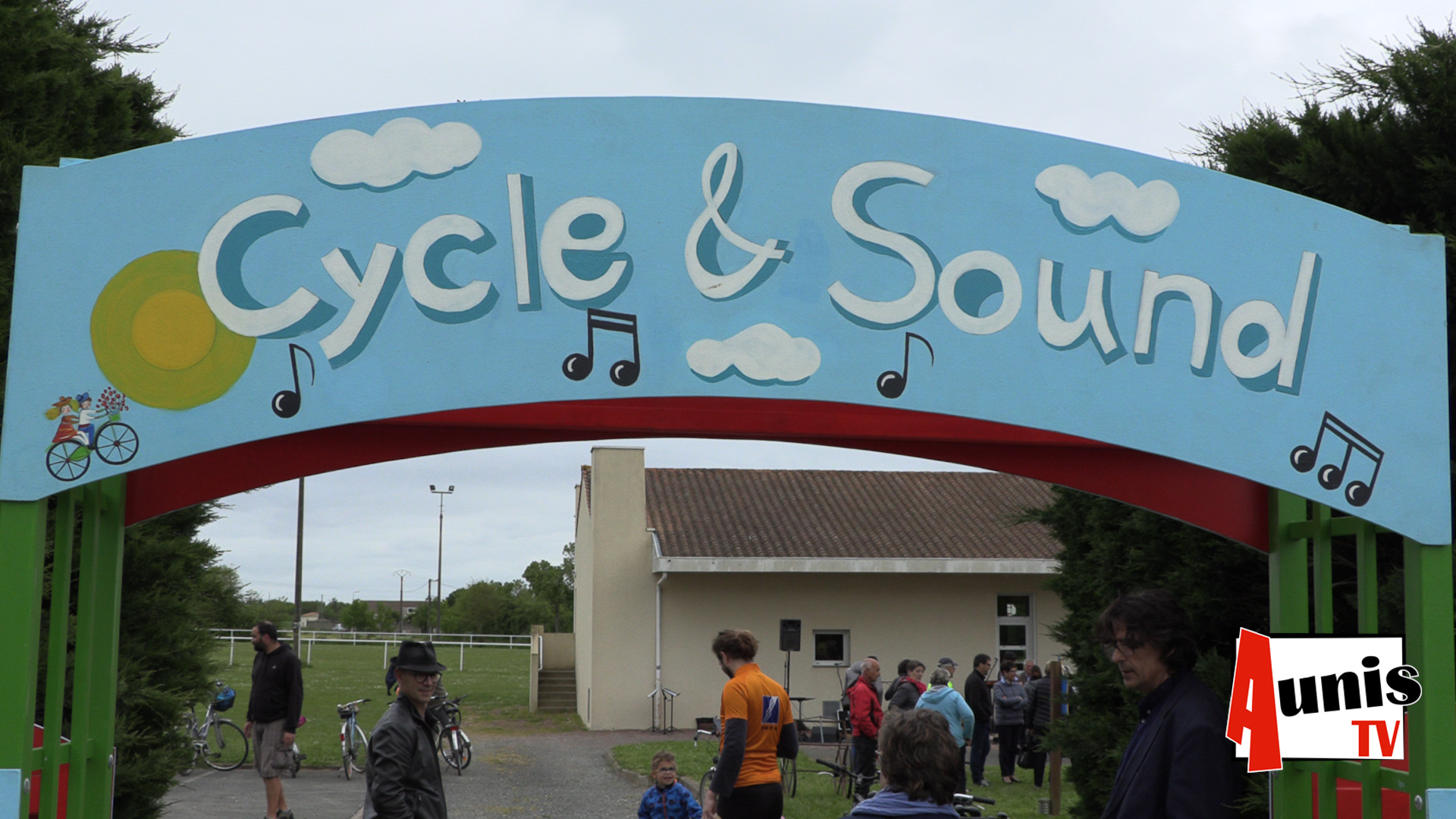Cycle ans Sound à Ballon