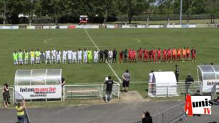 Marennes. Revivez la finale de football Challenge 17 entre l'US Aigrefeuille et le FC2C
