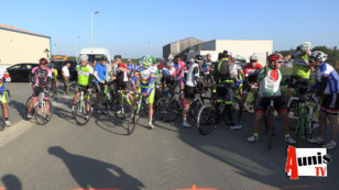 Villedoux. Deuxième édition de la cyclo Simon Pereira
