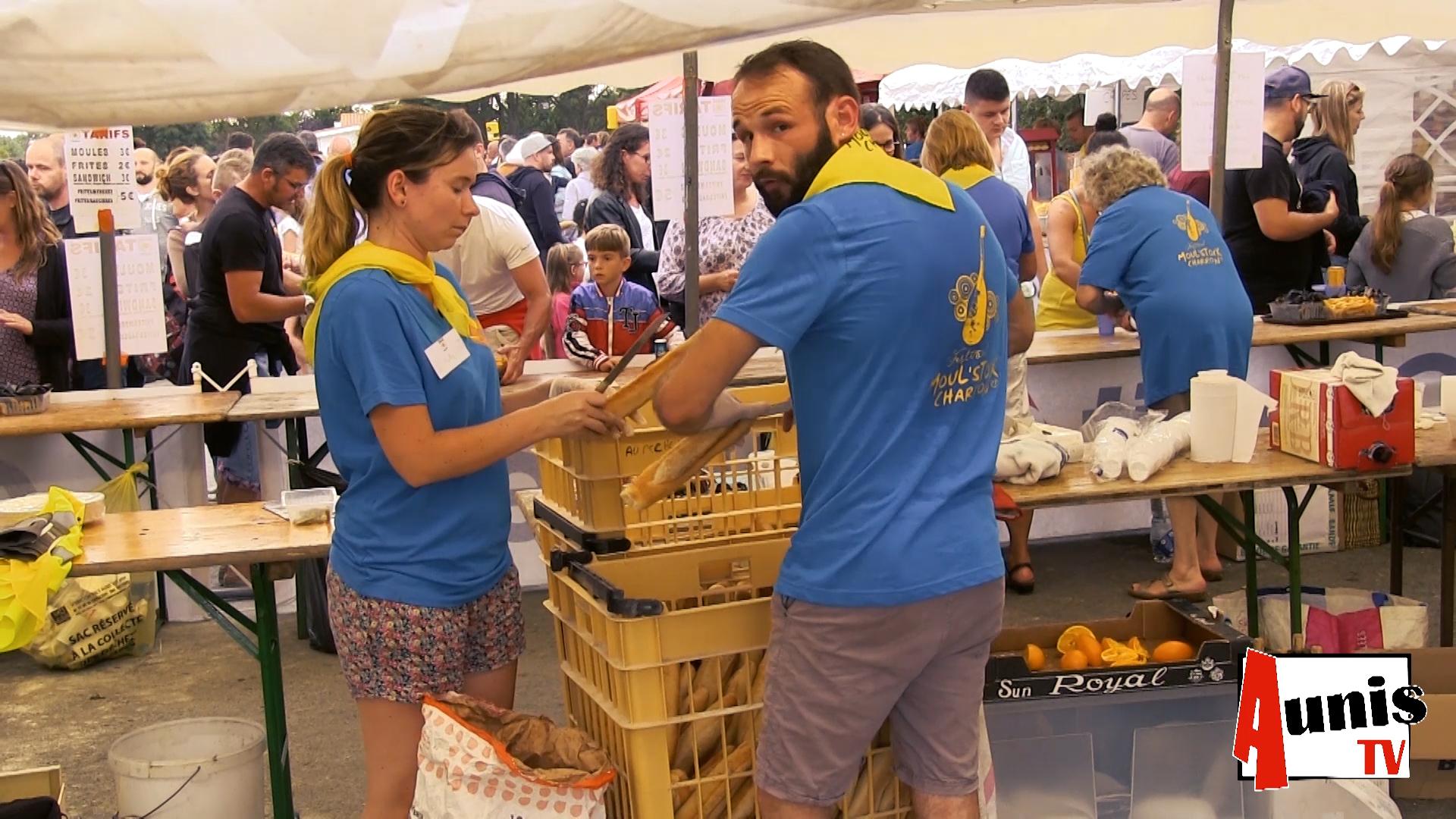 Moul'stock 130 bénévoles sinon rien