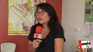 La Laigne. La bibliothèque invite Agnès Vannouvong romancière en résidence à La Mazraa