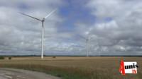 Inauguration 3 éoliennes Longèves