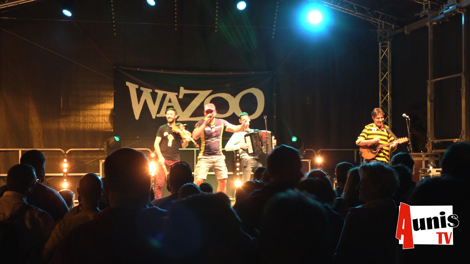 Courçon remet le son Wazoo