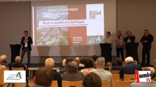 Andilly-les-Marais. Réunion publique PLUI-H. L'Aunis Atlantique en 2030