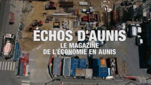 Echos d'Aunis n°6. Le magazine de l'économie en Aunis. Décembre 2018