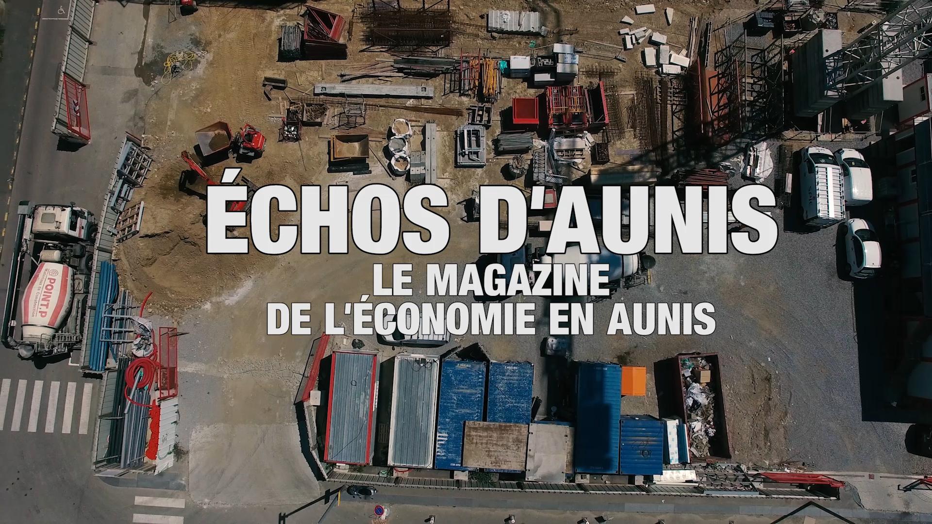 ECHOS d'AUNIS le magazine de l'économie en Aunis