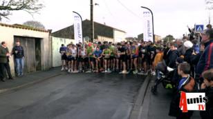 Marans. Plus de 400 coureurs au rendez-vous des Foulées Marandaises 2018
