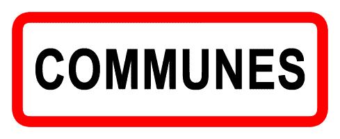 Panneau Commune