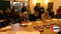 La Grève sur Mignon Élection municipale