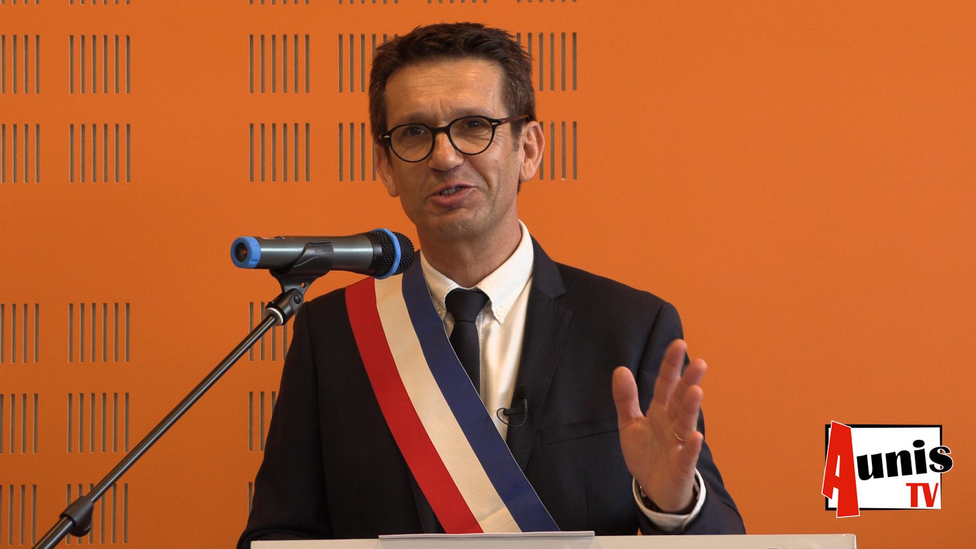 Voeux 2019 La Ronde Jean Pierre Servant