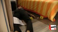 Benon crime murder party enquête police