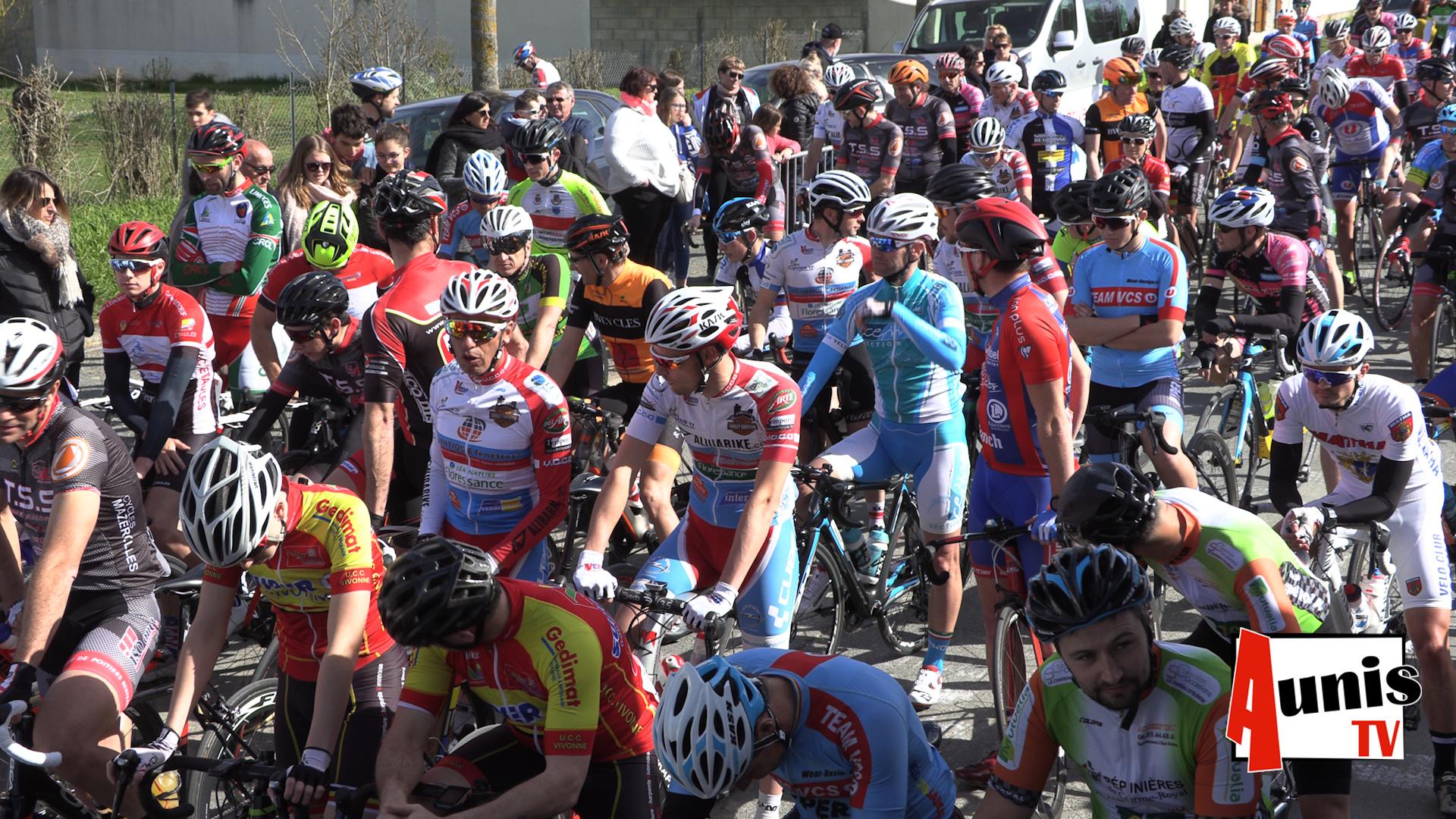Grand prix Carrefour Market Cyclisme coureurs