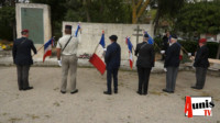 Cérémonie gueules cassées La Rochelle Combattants