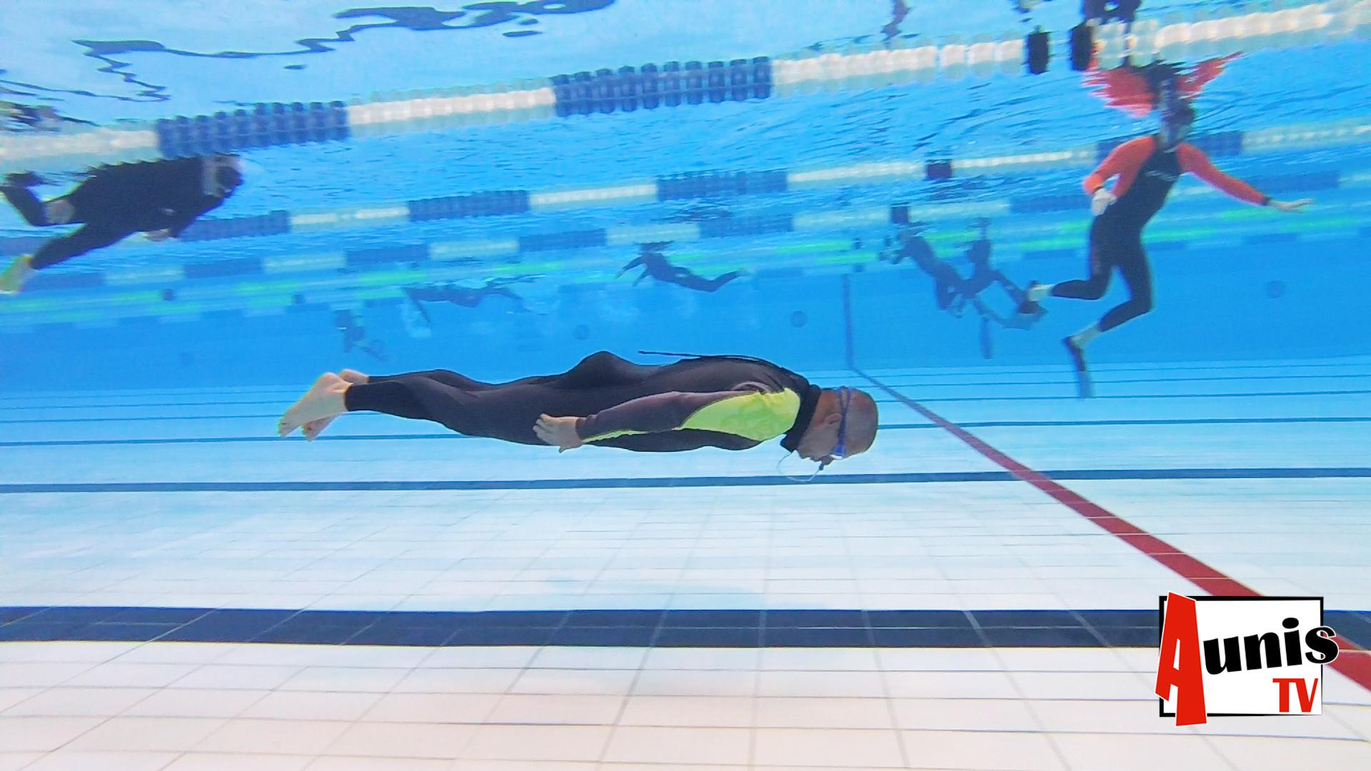 Concours subaqua apnée La Rochelle