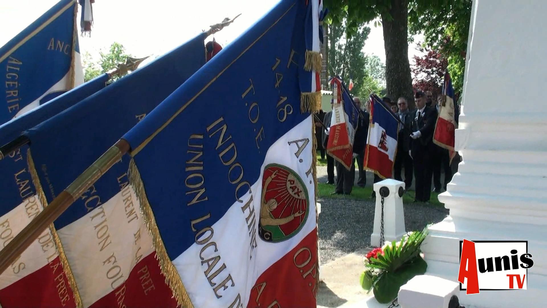 1er mai indochine commémoration La Rochelle