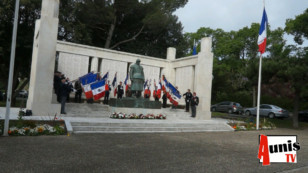 """La Rochelle. """"Retour en images"""". 156 ème anniversaire de la bataille de Camerone."""