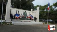 Camerone Cérémonie La Rochelle