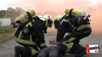 Courçon pompiers portes ouvertes caserne