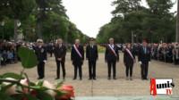 La Rochelle commémoration 8 mai 2019