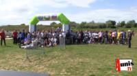 La Rochelle court contre le cancer EIGSI