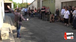 La Grève sur Mignon. Mensonges touristiques à La Briqueterie