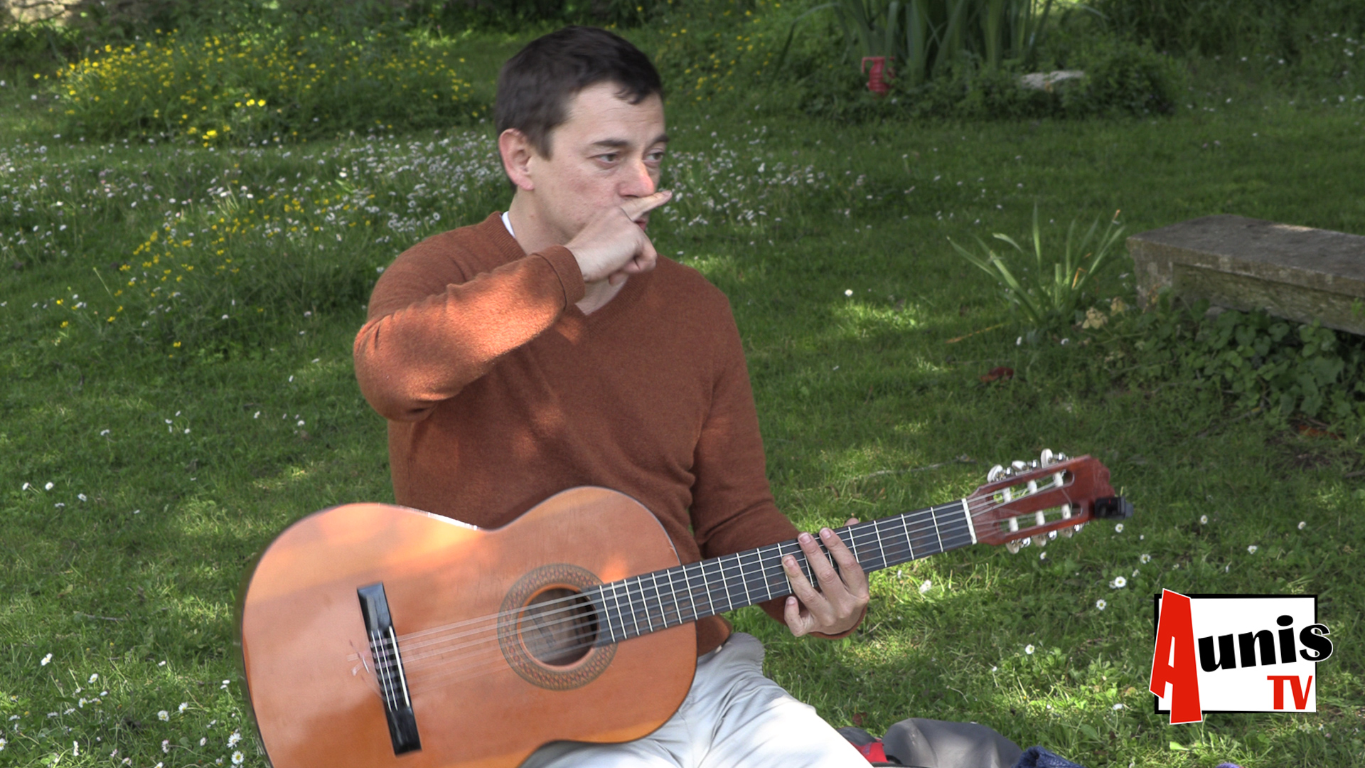 David Laforre chanteur La Mazraa