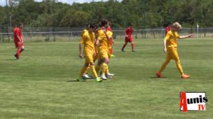 Dompierre sur Mer. Finale Challenge départemental : Les U16-U17 du FC nord 17 s'inclinent face à l'US Saujon – Cozes
