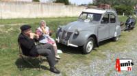 La Rochelle. ARVA. véhicules anciens
