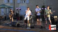 Les Wasaby en concert Saint Sauveur d'Aunis rock