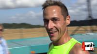 Romain Chergui 10 km Longèves l'Envolée