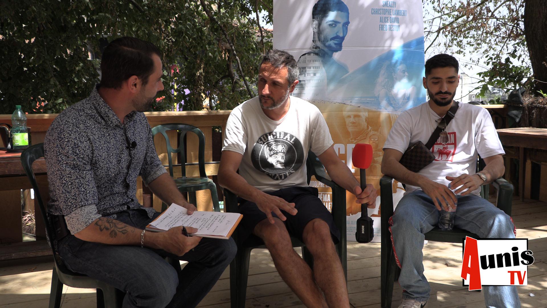 Sneazzy Lauga film La Rochelle La Source
