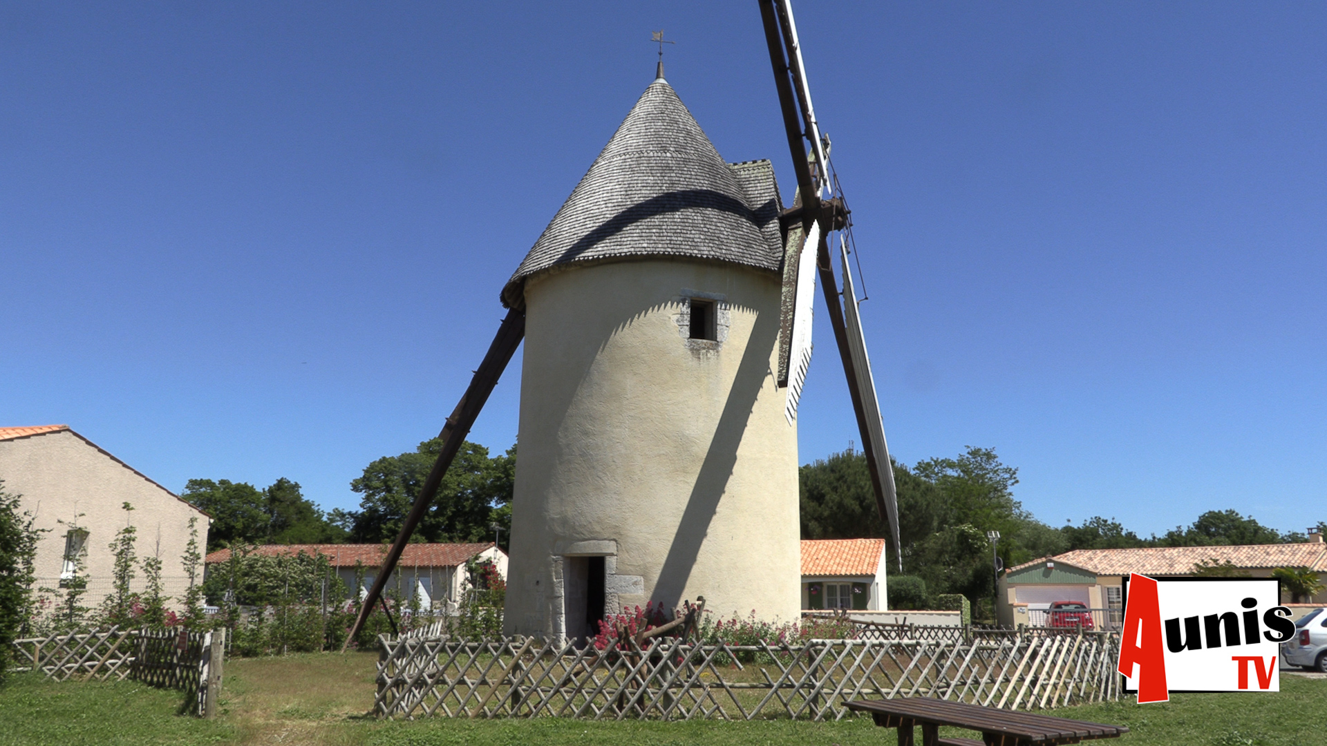 marans moulin beauregard blé farine tourisme