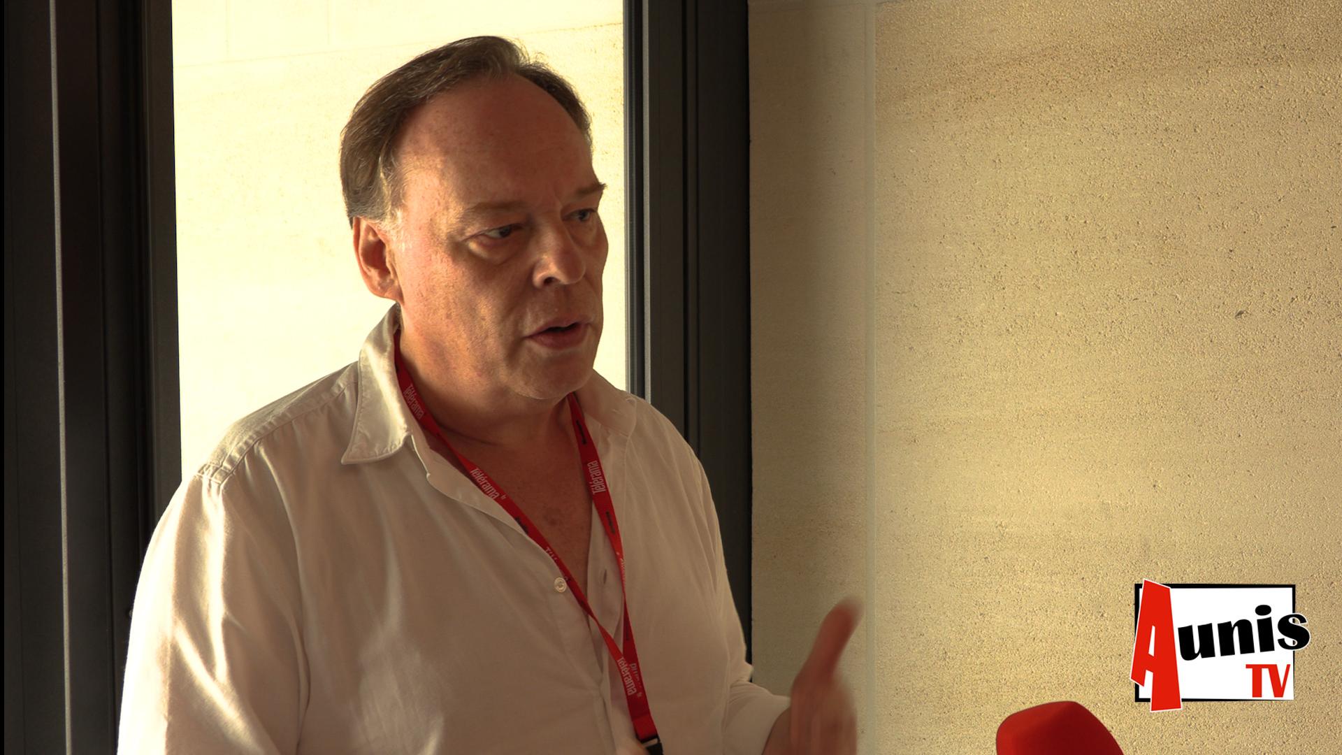 Christophe GANS réalisateur festival La Rochelle Cinéma pacte des loups