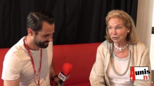 Festival La Rochelle Cinéma. Entretien avec Alexandra Stewart, la marraine du festival
