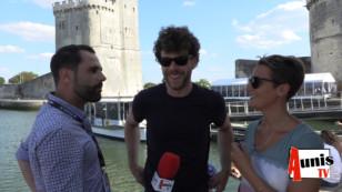 Francofolies 2019 de La Rochelle. Avec le groupe ELLA / FOY