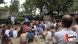 La Laigne. Arno, Tété et les autres pour ce 3ème festival L'horizon fait le mur