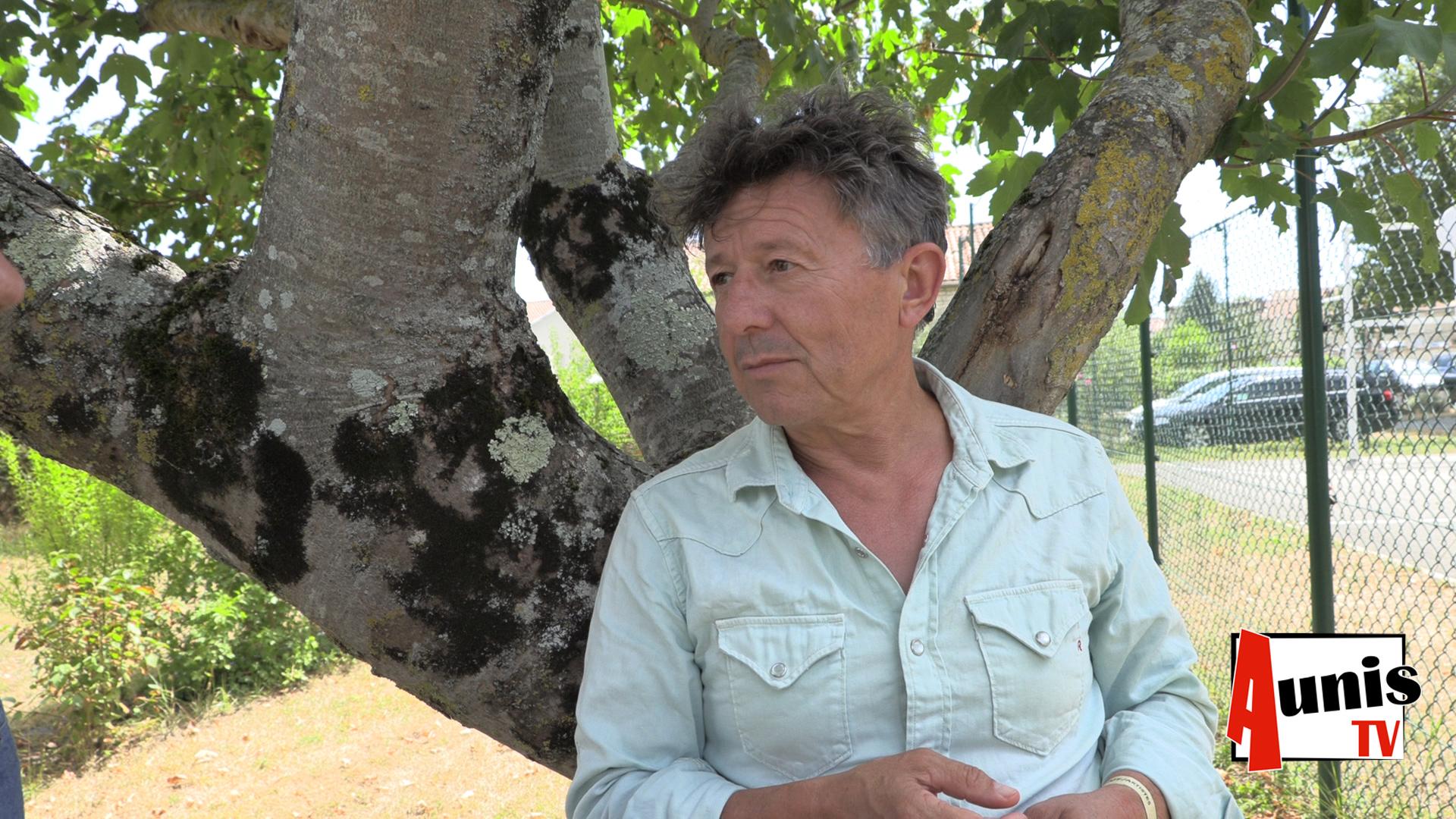 Yannick JAULIN L'Horizon fait le mur