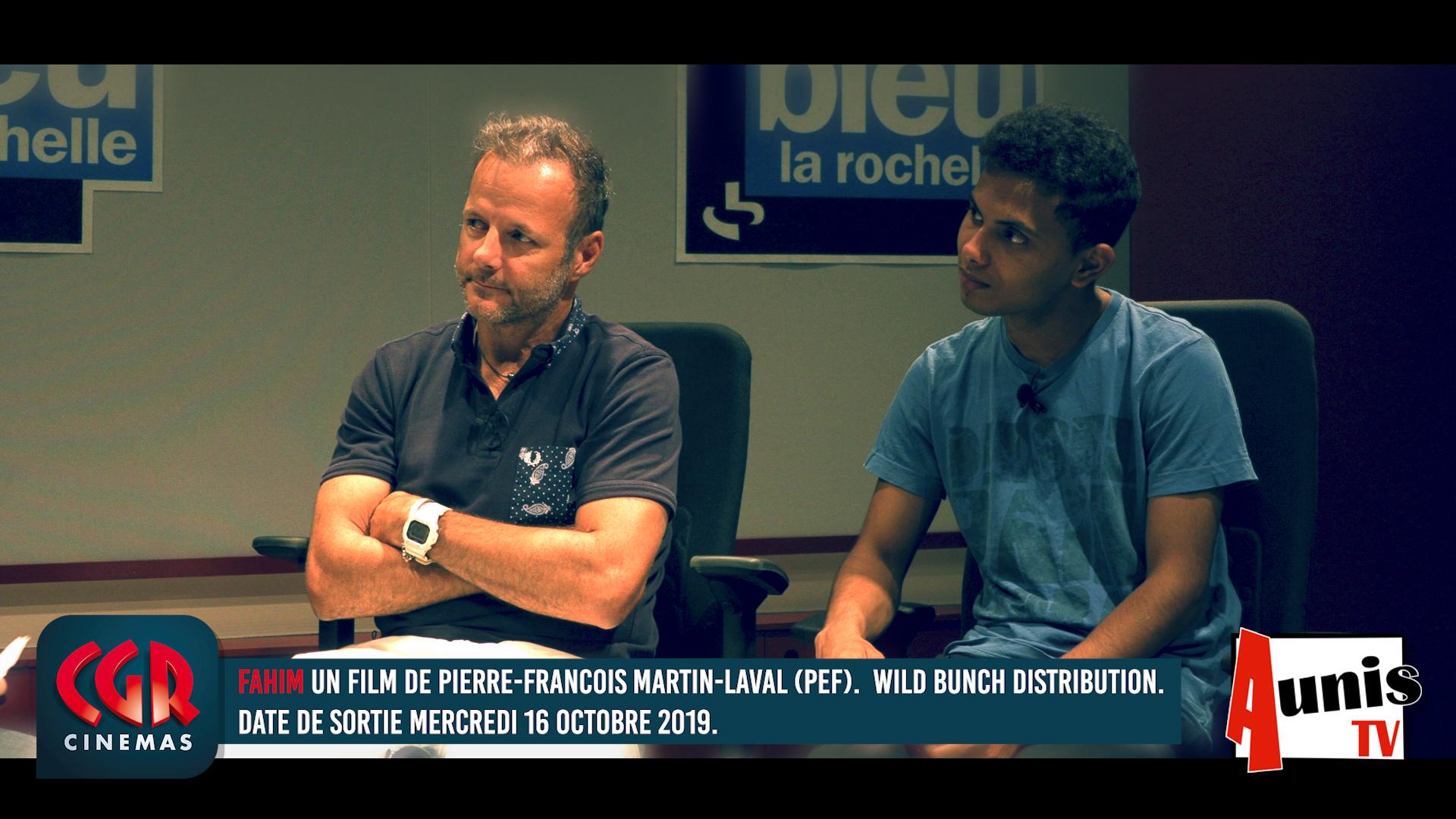 Cinéma FAHIM PEF film La Rochelle CGR