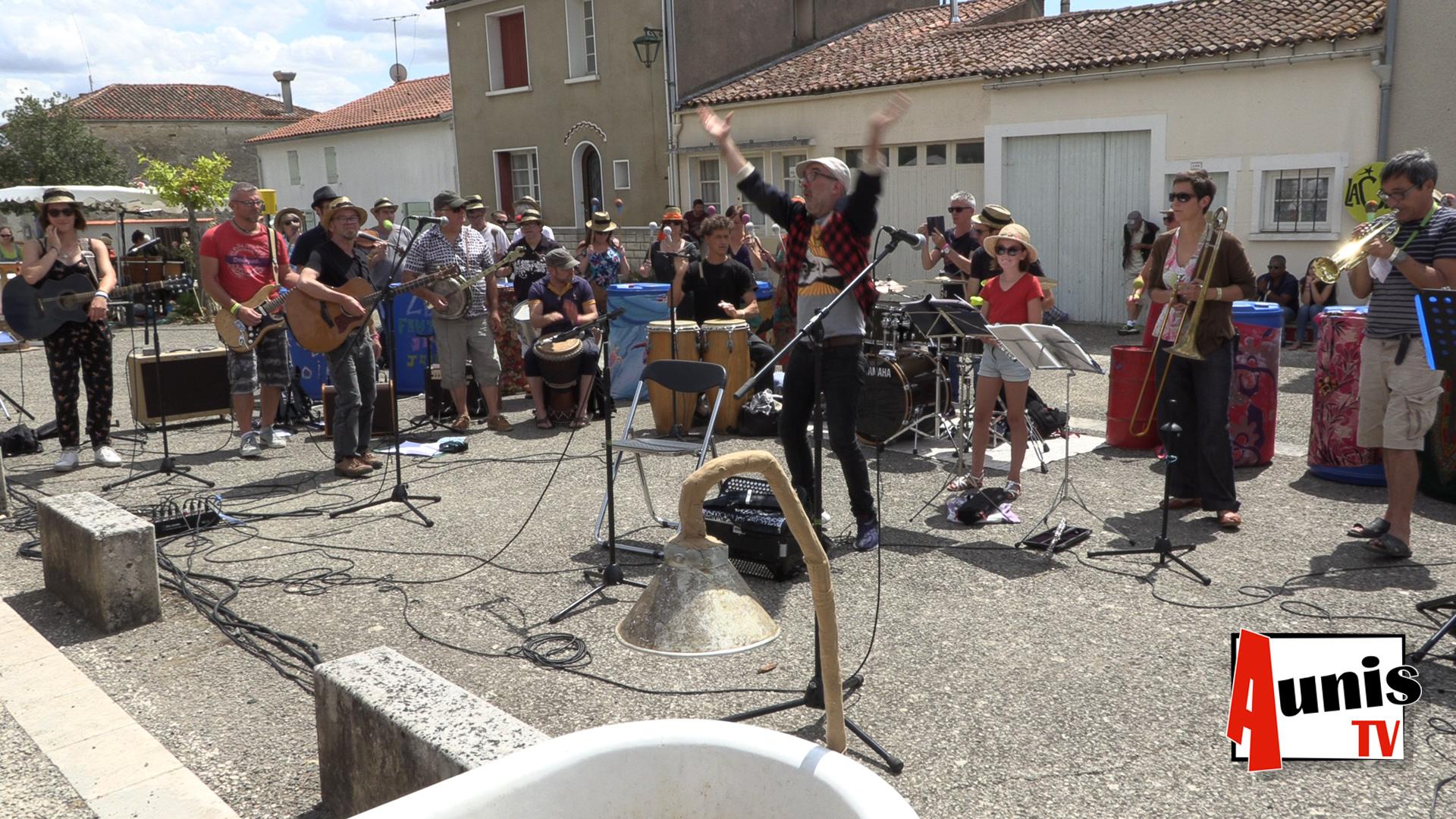 Festival Horizon fait le mur 2019 La Laigne