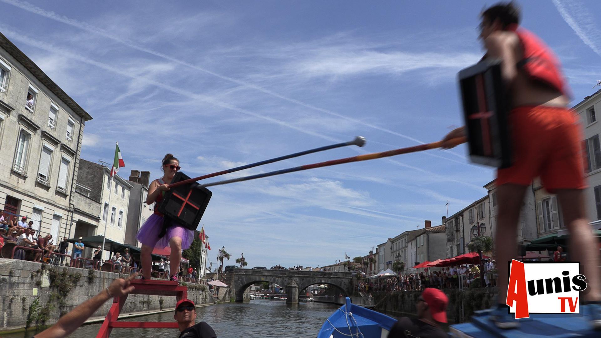 Joutes Marandaises Marans Aunis Charente Maritime
