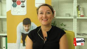 Echos d'Aunis n°10. Avec Marie Cueff de LR Marketing agence de communication web à Périgny