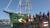 La Rochelle Rainbow Warrior 3 Greenpeace