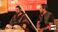 Toredrum festival Tribal Elek 2019 Thierry et Djajil