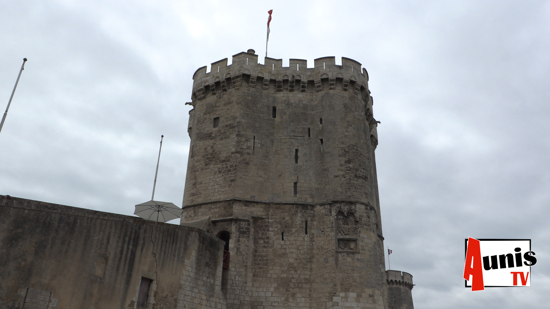 Tour Saint Nicolas La Rochelle