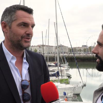 Arnaud DUCRET Festival Fiction TV La Rochelle 2019