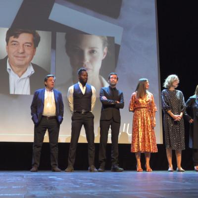 Cérémonie d'ouverture Festival fiction TV La Rochelle 2019
